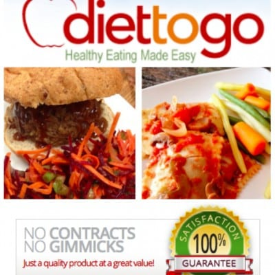 Diet to Go Review #Ad