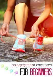 no equipment exercises for beginners