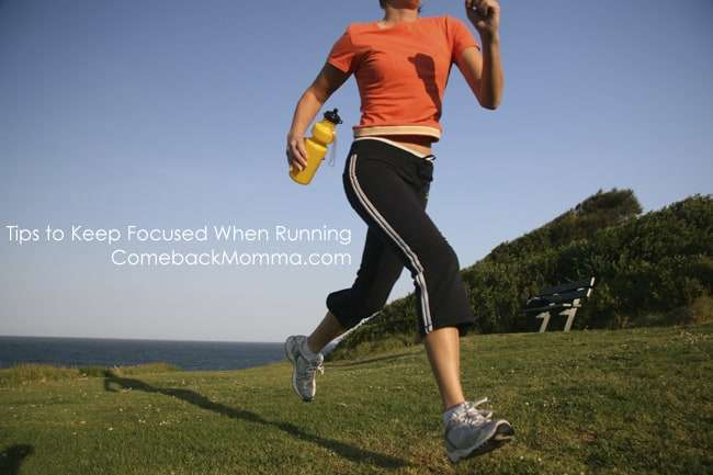 Tips to keep focused while running