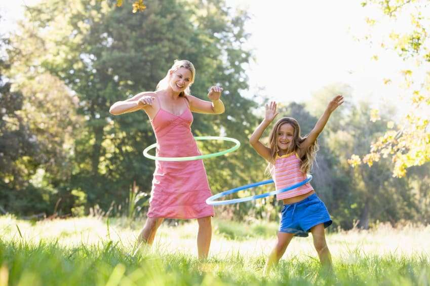 fun fitness bring out the kid in you