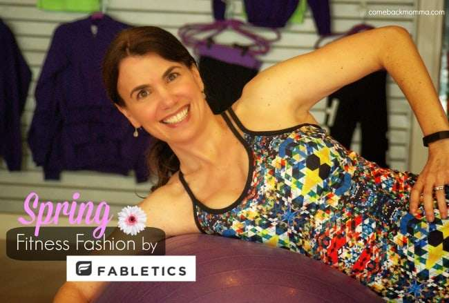 Spring Fashions from Fabletics