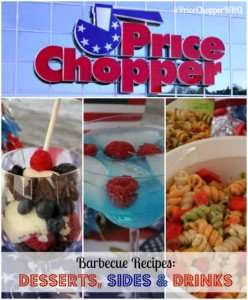 Barbecue Recipes: Desserts, Sides, Drinks & Savings! #PriceChopperBBQ