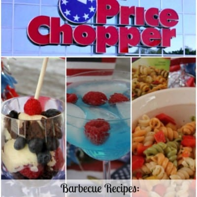 Barbecue Recipes: Desserts, Drinks and Sides with #PriceChopperBBQ
