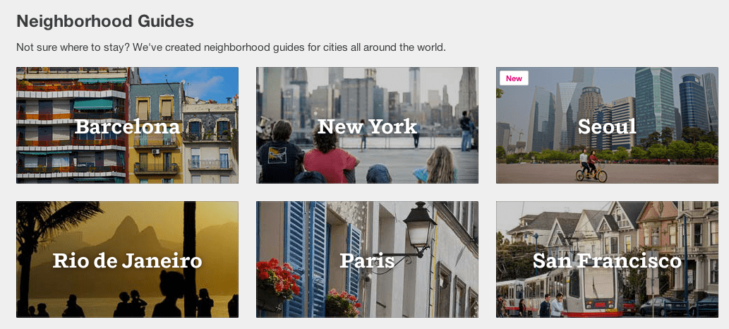 Book a Family Vacation with Airbnb