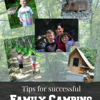Packing Tips for Successful Family Camping Adventures
