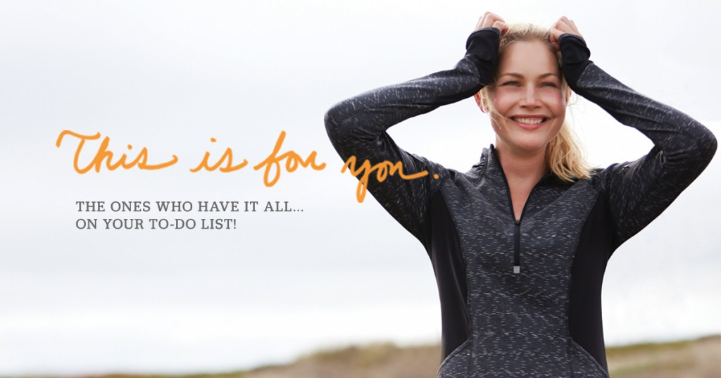 This is for you with lucy activewear