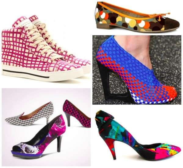 Shoe Trends for Spring/Summer 2105