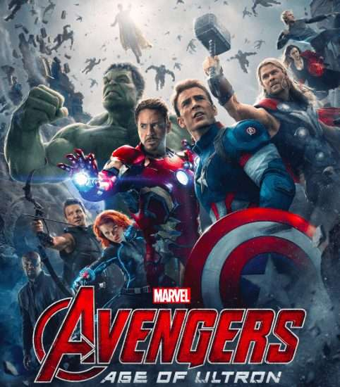 Can't Wait to See Avengers Age of Ultron