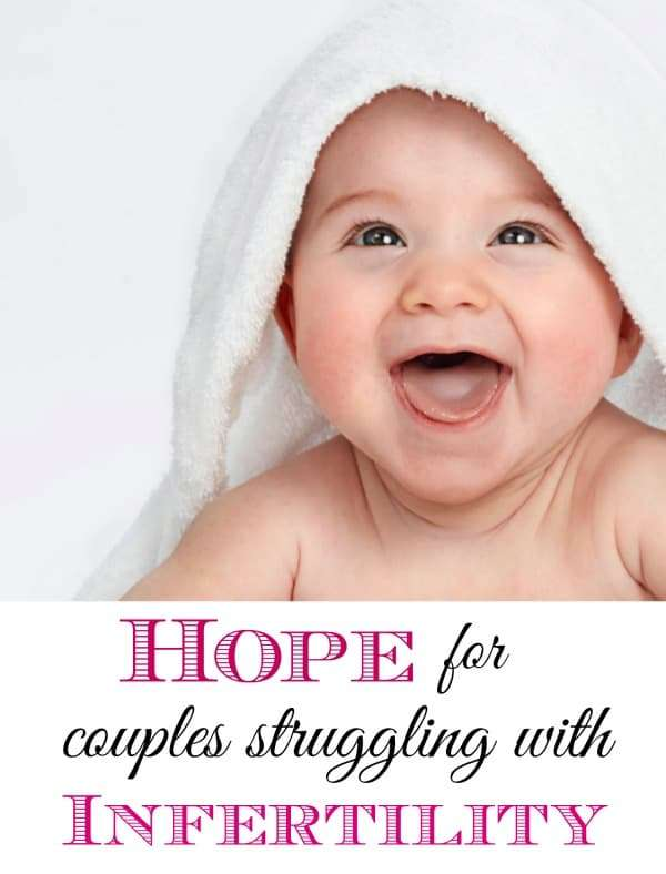 hope for couples struggling with infertility