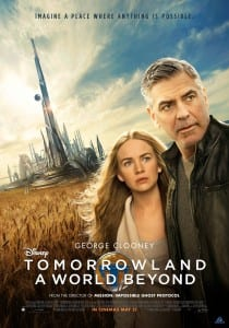 Family Movie Review: Disney Pictures TOMORROWLAND