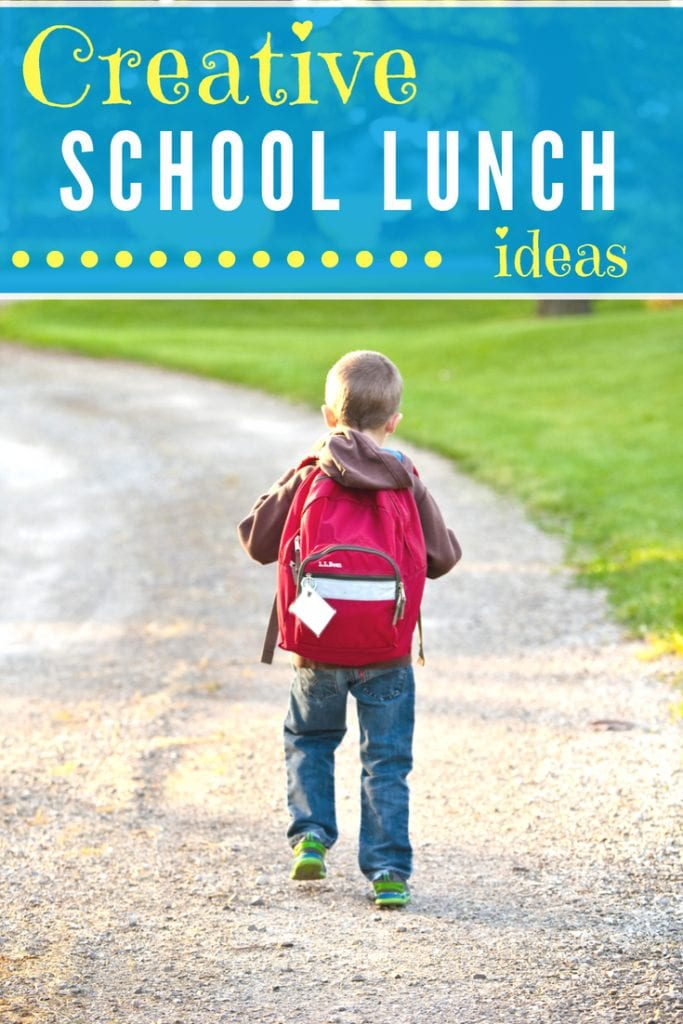 It's time to start thinking about school lunches. I've got some tips and hacks to create school lunches your kids will love. #backtoschool #lunch #bentobox #elementary