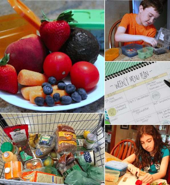 Weekly Planning for Healthy Family