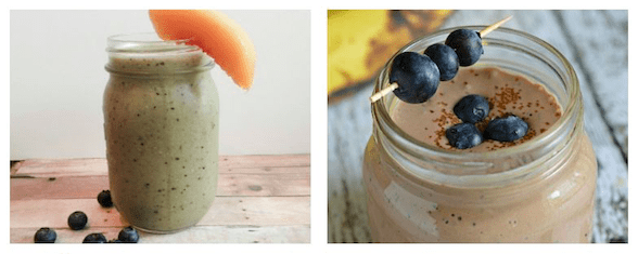 blueberry smoothie recipes