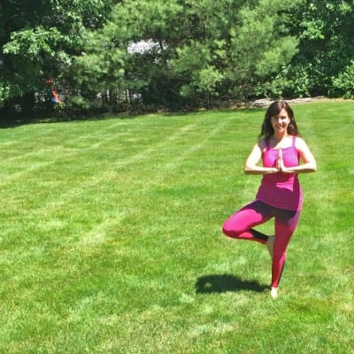Products to help celebrate YOU for National Yoga Month