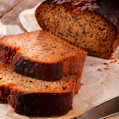 healthy banana bread recipe