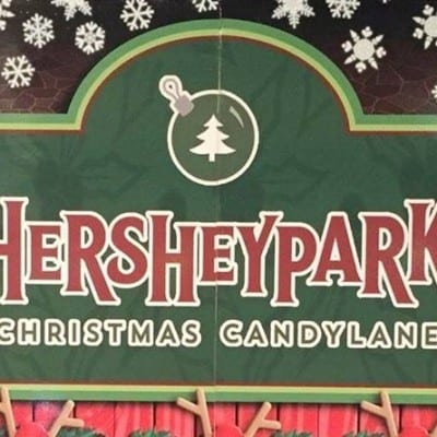 Holidays at Hersheypark