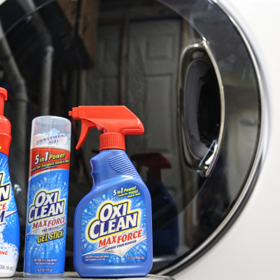 Tweens and Teens Make Messes! OxiClean™ Stain Fighters to the Rescue!