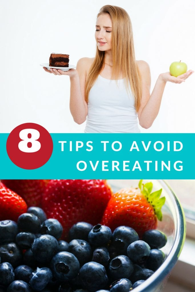 8 Tips to Avoid Overeating