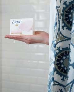 Treat Your Skin to a Trade-Up to Dove Beauty Bar