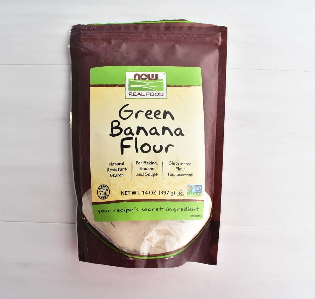 Green Banana Flour from NOW Foods