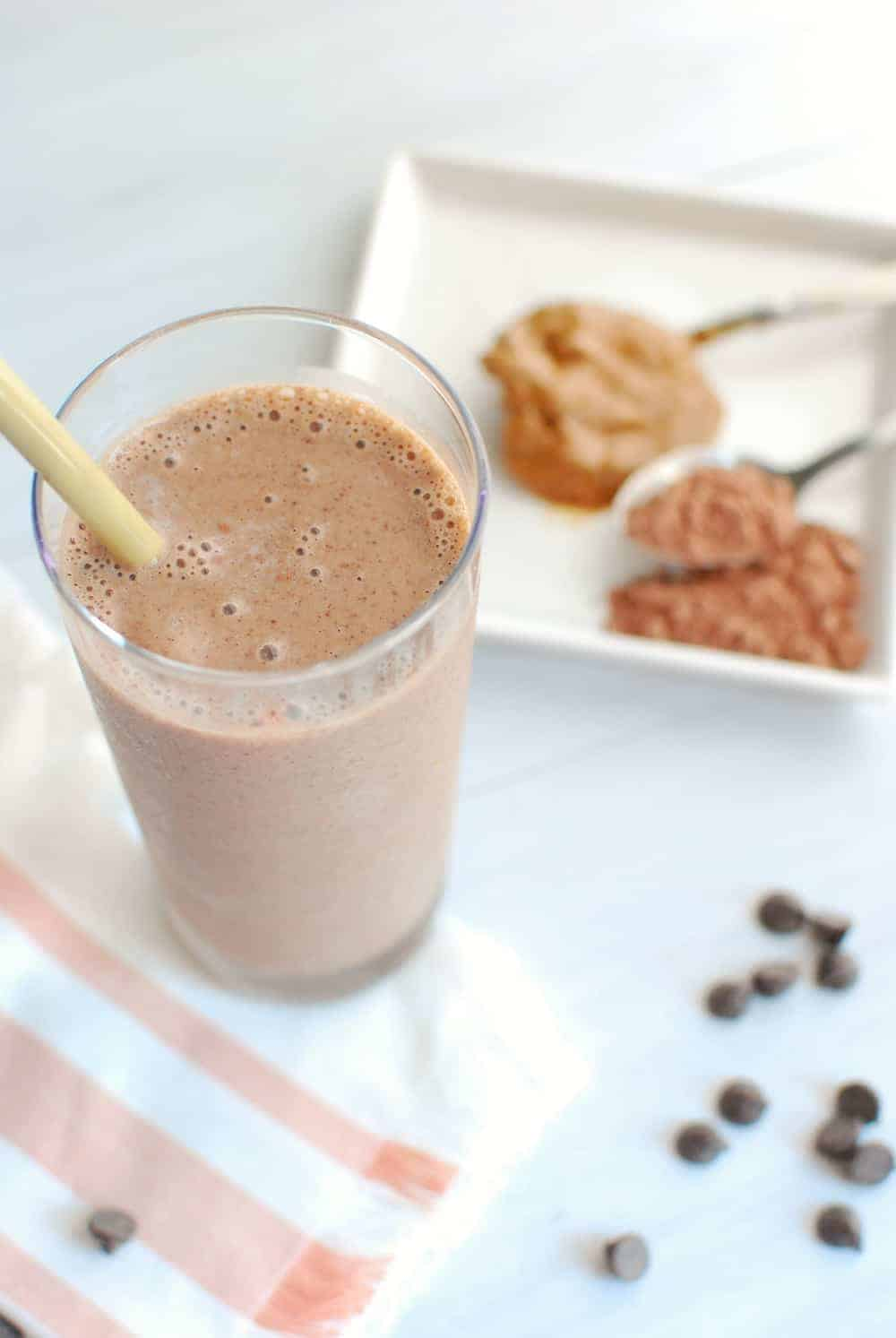 Post Workout Cacao Smoothie