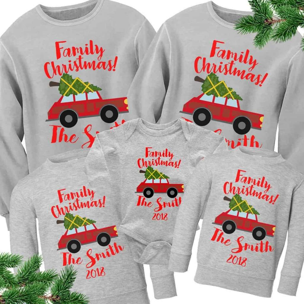 Ugliest Christmas sweaters for family