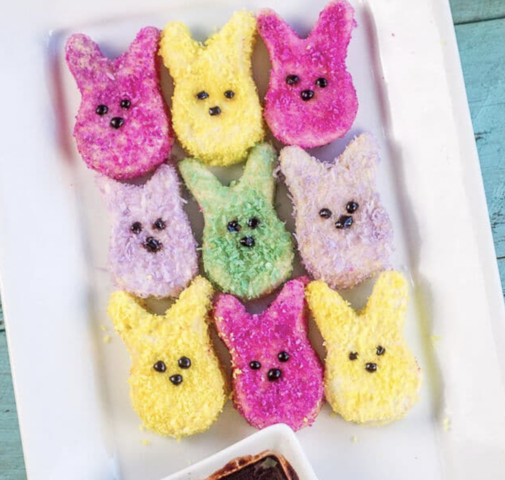 healthy easter treats paleo peeps