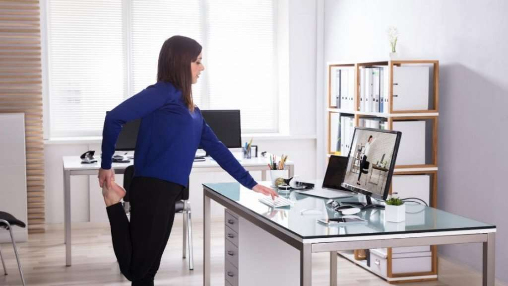 This increase in sedentary work from home could be especially hazardous to your future.